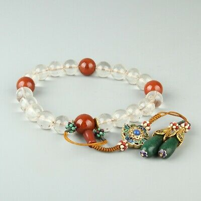 Chinese Exquisite Handmade Crystal bracelets