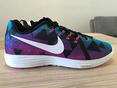 Nike LunarTempo 2 Mens Size 8.5 Running Shoes MultiColor Be True 848124 600 RARE