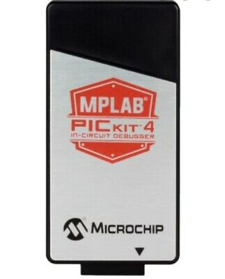 Mplab Pickit4 new in box USB cable