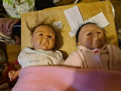 Two Real Life Dolls