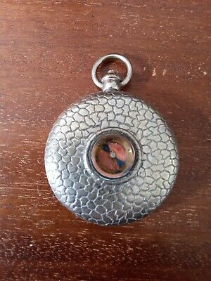 Victorian Pocket Watch Style Compass