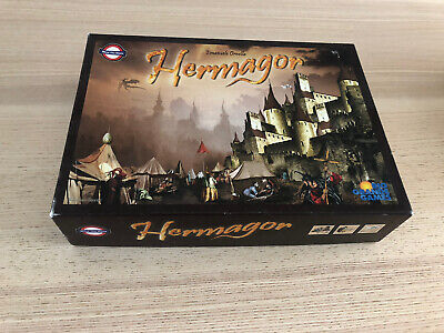 Hermagor Board Game - Good Condition