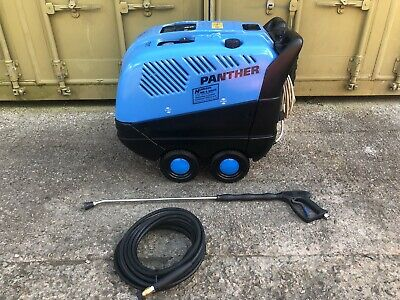 Edge Panther Industrial Pressure Washer Steam Cleaner Jet Wash