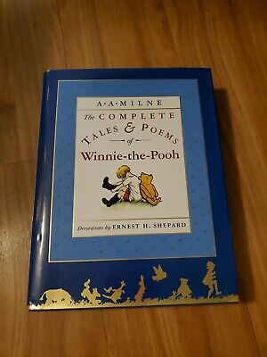 Complete Tales and Poems of Winnie the Pooh by A. A. Milne