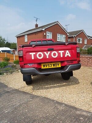 Toyota Hilux 250 EX D4d 4wd  *1 previous owner* low mileage