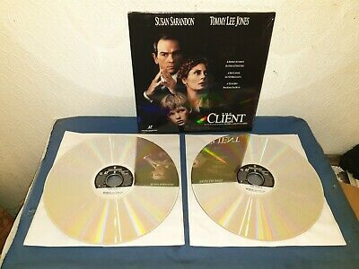 The Client   Laserdisc  2 Disc Widescreen Edition