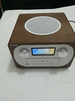 Pure Evoke C-D4 DAB and FM Digital Radio (FAULTY CD PLAYER(