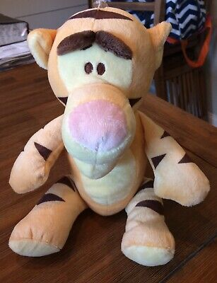 Disney Baby Tigger Rattle Plush 12""