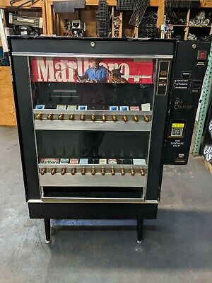 Cigarette Vending Machine by National Vendors , Used in great condition upgraded