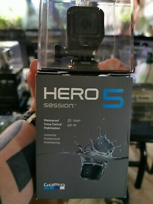 GoPro CHDHS-102 Hero Session 5 HD Waterproof Action Camera - Black