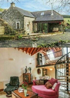 LUXURY Scotland Borders HOLIDAY COTTAGE PETS WELCOME 7 NIGHTS 6 JUN