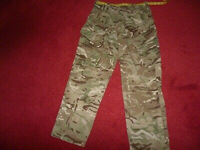 Genuine British Army Combat Trousers MTP / Multicam 75/84/100 Great! - Airsoft