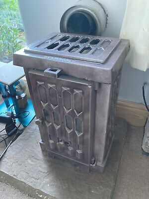 Rosieres, Small French Solid Fuel Burner
