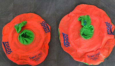 2 Zoggs Baby Toddler trainer seat Inflatables 3-12 Months 12-18