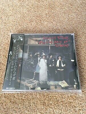 The Rolling Stones-Exile On Main St Sessions, Mayflower, Japan.