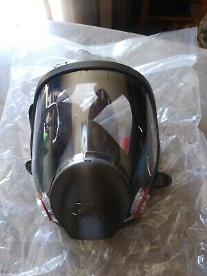 3M 6900 Large -- Full Facepiece Respirator 6000 series brand new no box