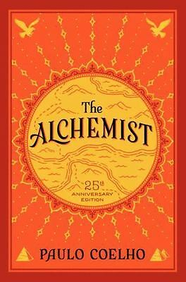 The Alchemist by Paulo Coelho - BRAND NEW PAPERBACK SOFTCOVER EXPEDITED SHIPPING