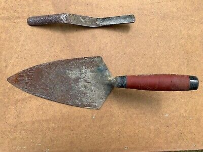 Marshalltown Brick Trowel and Pointing Tool Set