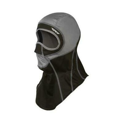 Fly Racing Ignitor Youth Balaclava Gray/Black (Black)