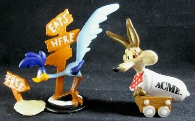 Roadrunner and Coyote Applause 2 Figures