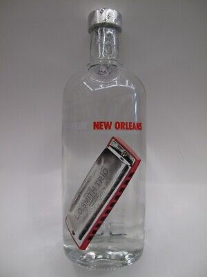 Absolut Vodka - Absolut New Orleans Rare City Limited Edition Bottle Empty 750mL
