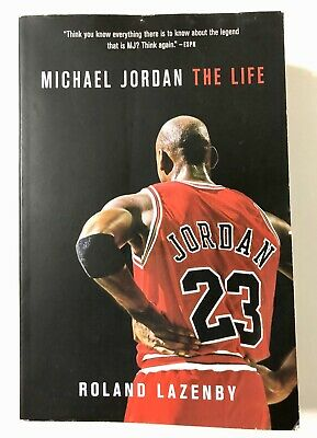 New Michael Jordan: The Life, Paperback Book by Roland Lazenby