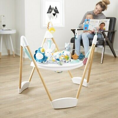 Baby Child Activity Jumper Center Jumping Swing Seat Jumperoo Infant Stand Toy