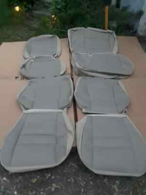 2011 Ford Escape Xlt Oem Cloth Seat Covers Camel