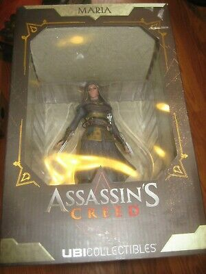 """Assassin's Creed Maria 9"""" Figurine - Brand New, Factory Sealed"""