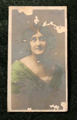 Antique Tobacco Card. Piedmont Cigarettes