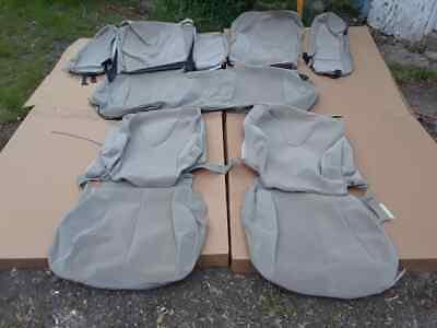 2008 Camry Le/Ce Oem Cloth Seat Covers Beach