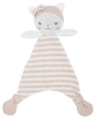 Daisy the Cat Security Blanket Dou Dou Comforter | Living Textiles