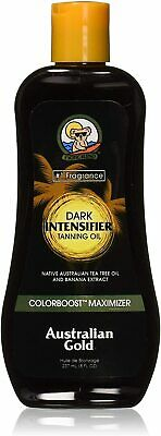 Australian Gold olio intensificatore Colorboost Dark Intensifier tanning oil