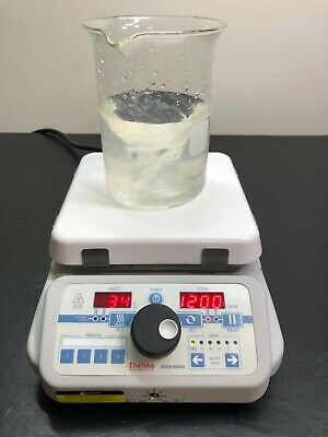 "Thermo Scientific Super Nuova Hot Plate Magnetic Stirrer 7""x7"" SP131825"