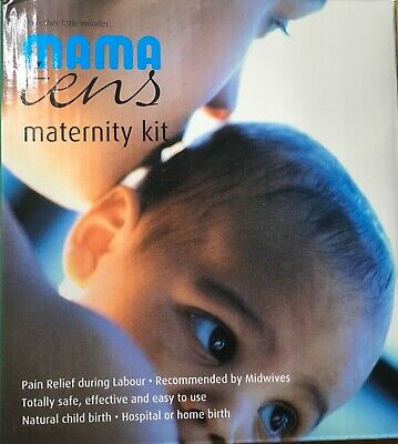 Mama Tens Machine Maternity Kit Labour Pain Relief