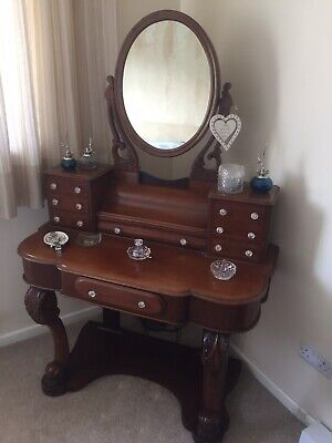 Lovely Wooden Antique Duchess Dressing Table