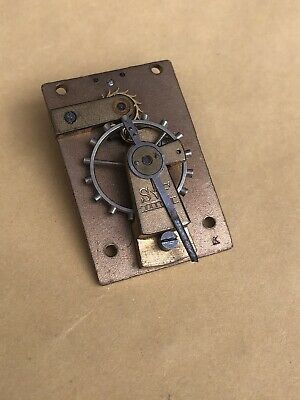 Vintage Platform Escapement Spare Or Repair