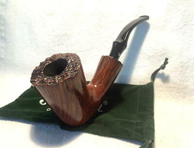 Peterson  Dublin  Freehand  Pipe  From  Estate  Sale  --  New  Mint  Condition