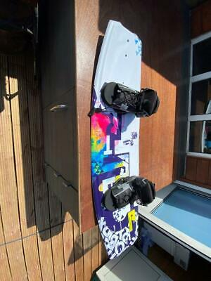 Jobe TRX Wakeboard with travel bag