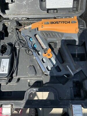 Bostitch 1st Fix Framing Nailer Gas Nail Gun