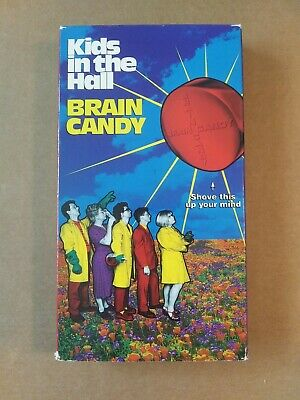 Kids In The Hall Brain Candy VHS - 1996 - Comedy Cult
