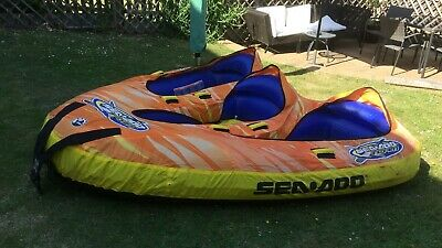 Seadoo Team 3 Person Inflatable