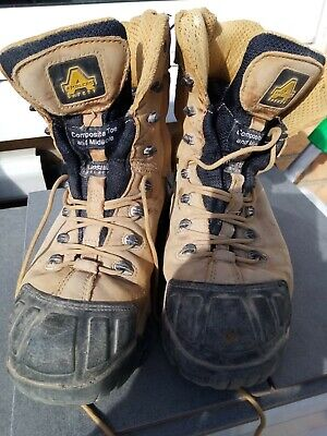 Safety boots/hard hat/job lot