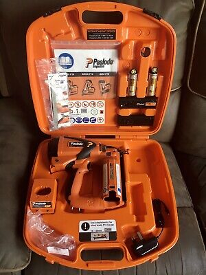 Paslode Im65 F16 Cordless Gas Nail Gun,2Nd Fix Brad , Fully Cleaned & Serviced