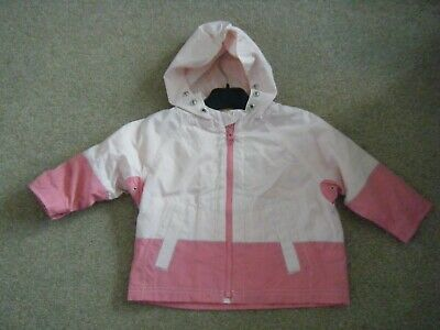 Girls Pink Spring/Summer Jacket Age 18-24 Months from Baby Gap