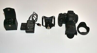 Fujifilm FinePix HS Series HS30EXR 16.0MP + two extra batteries