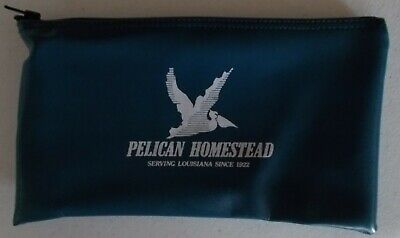 Pelican Homestead Money Bank Bag Louisiana
