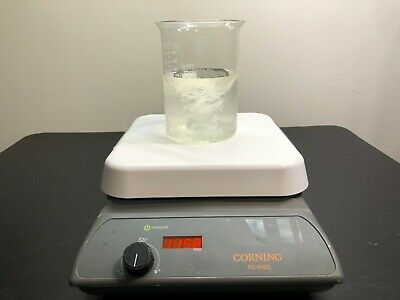 "Corning PC-610D Magnetic Stirrer 10"" x 10"" 120V WARRANTY"