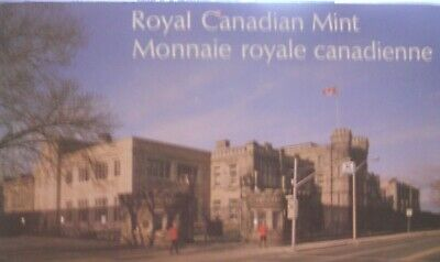 Royal Canadian Mint Circulated Coins 1977