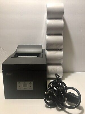 Star Micronics SP500 Thermal Receipt Printer - Tested & Good Working Condition!